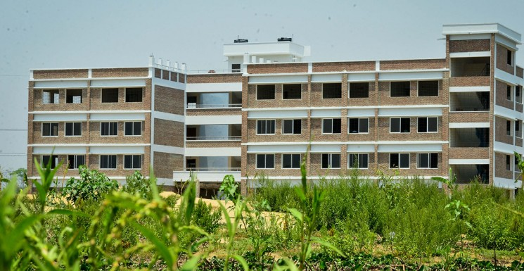 Leading University Main Campus, Building-1