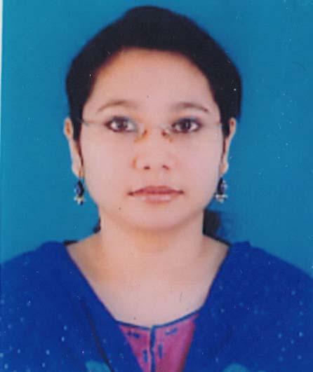 Ms. Touhida Sultana