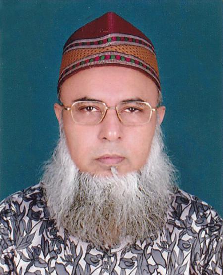 Professor Dr. Gazi Abdulla-hel Baqui