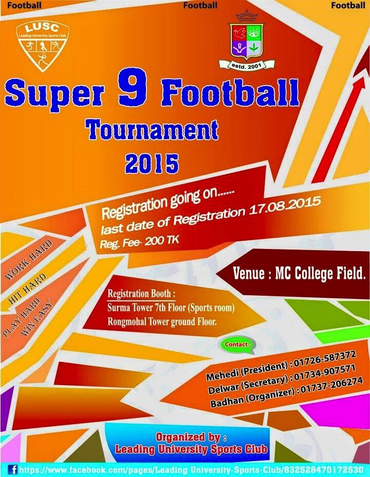 Leading University Sports Club
